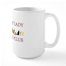 Crazy Cat Lady Drinking Club Mug