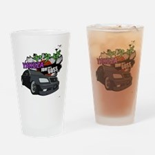 VIP like a Boss Drinking Glass