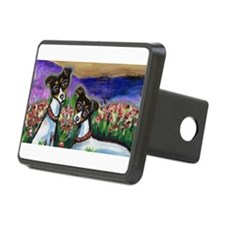 Rat Terrier love Hitch Cover