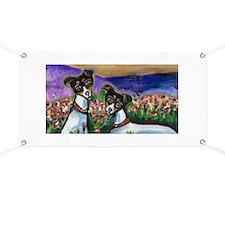 Rat Terrier love Banner