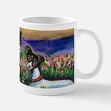 Rat Terrier love Mugs
