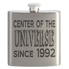 Center of the Universe Since 1992 Flask