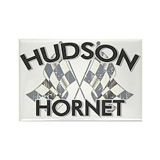 HUDSON HORNET copy Rectangle Magnet