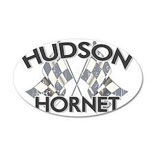 HUDSON HORNET copy Wall Decal