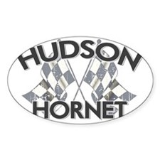 HUDSON HORNET copy Decal