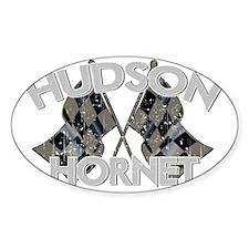 HUDSON HORNET DARK Decal