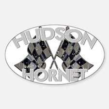 HUDSON HORNET DARK Decal