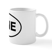 Montenegro MNE Mug
