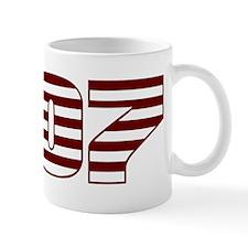 1907, 100th Mug