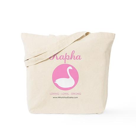 Tote Bag Kapha swan