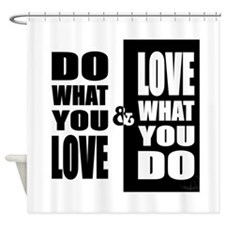 LoveNDo Shower Curtain