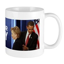 Im Ready for Hillary Small Mug