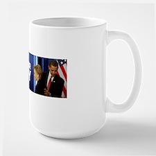 Im Ready for Hillary Large Mug