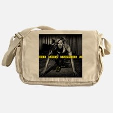 Pain is Temporary Messenger Bag