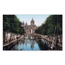 Amsterdam_-_Voorburgwal_en_Nic Decal