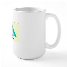 SURFING BARREL RIDING Mug