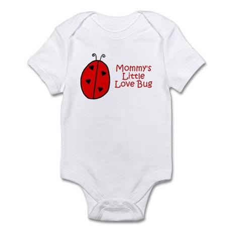 Mommy's Little Love Bug Onesie