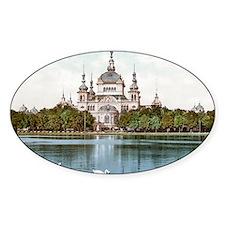 Bremen_Parkhaus_1900 Decal