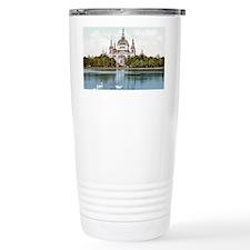 Bremen_Parkhaus_1900 Travel Mug