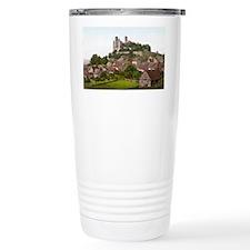 Burg_Hanstein_1900 Travel Mug