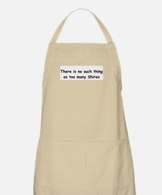Too Many Shires? BBQ Apron