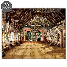 Neuschwanstein_singers_hall_00185u Puzzle