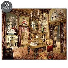 Neuschwanstein_dining_room_00184u Puzzle