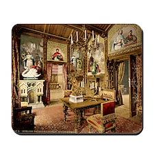 Neuschwanstein_dining_room_00184u Mousepad