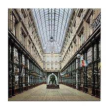 Rotterdam_-_Arcade_1900 Tile Coaster