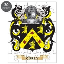 Curry Coat of Arms Puzzle