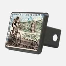 1963 Monaco Racing Cyclist Hitch Cover