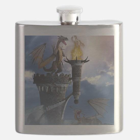 Dragon Land 2 Flask