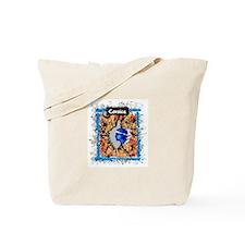 corsica 8 Tote Bag