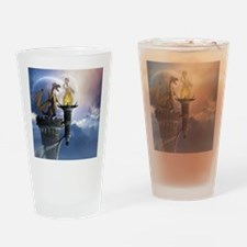 Dragon Land 2 Drinking Glass