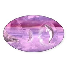 Dream Of Dolphins Decal