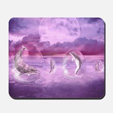 Dream Of Dolphins Mousepad
