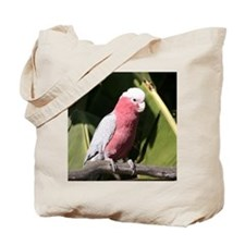 Rose Breasted Cockatoo Tote Bag