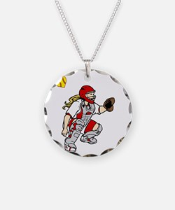 red2, I love my catcher Necklace