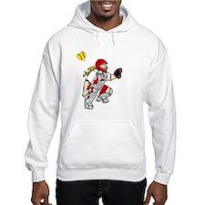 red2, I love my catcher Jumper Hoody