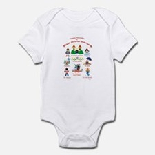 fairy tales Infant Bodysuit