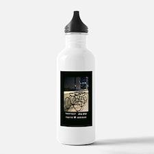 hhjj journal bike rack Water Bottle