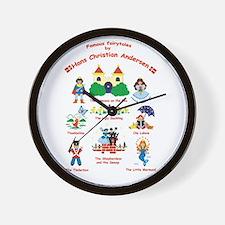 fairy tales Wall Clock