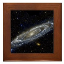 Andromeda_galaxy_2 Framed Tile