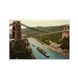 Clifton suspension bridge Magnets