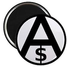 Anarcho-Capitalism Magnet