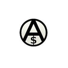 Anarcho-Capitalism Mini Button