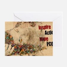 Inspire Action Hope Greeting Card
