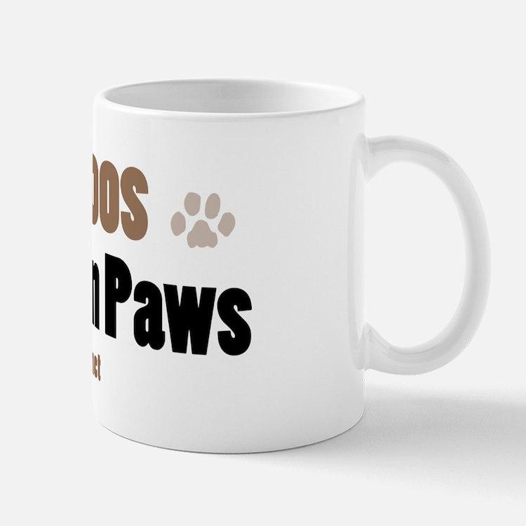 Bich-poo dog Mug