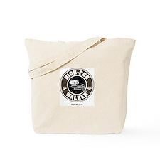 Bich-poo dog Tote Bag