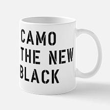 FIN-camCamo Is The New Blacko-new-black Small Small Mug